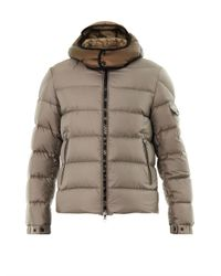 Moncler | Gray Hymalay Down Coat | Lyst