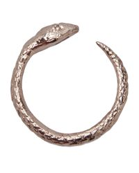 Pamela Love - Metallic Serpent Ring - Lyst
