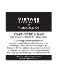 ALEX AND ANI Metallic Vintage 66 Starryeyed Wrap Bracelet