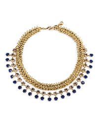 Lulu Frost | Metallic Nebula Necklace | Lyst