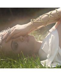 Pamela Love | Pink Pentagram Cuff | Lyst
