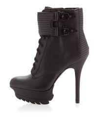 Sam Edelman Ridge Wired Boots - Black
