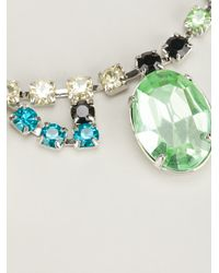 Tom Binns | Multicolor Crystal Necklace | Lyst