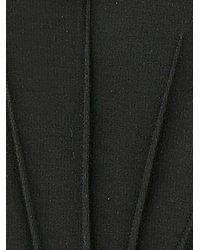 Precis Petite Black Pintuck Ponteroma Dress