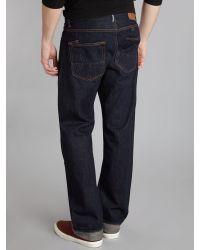 PRPS Blue Barracuda Dark Regular Jean for men