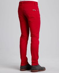 DSquared² | Cool Guy Jeans Red for Men | Lyst