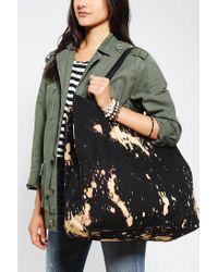 Urban Outfitters - Black Cope Acid Rain Tote Bag - Lyst