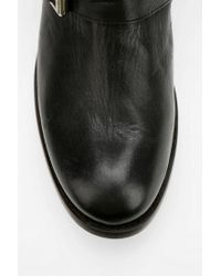 Urban Outfitters Black Dv By Dolce Vita Luciana Leather Boot