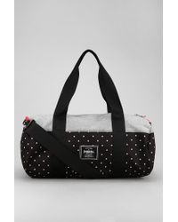 Urban Outfitters - Black Herschel Supply Co X Stussy Sutton Duffle Bag for Men - Lyst