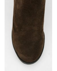 Urban Outfitters Brown Dolce Vita Jackson Ankle Boot