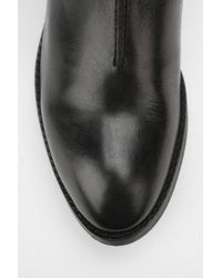 Urban Outfitters Black Seychelles Trust in Me Riding Boot