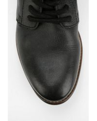 Urban Outfitters Black Sol Sana Jaxon Laceup Ankle Boot