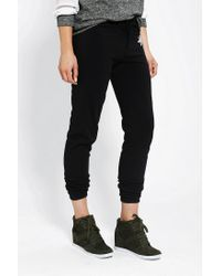 Urban Outfitters - Black Stussy Stock Link Sweatpant - Lyst