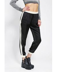 Urban Outfitters - Black Lucca Couture Colorblock Jogger Pant - Lyst
