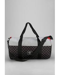 Urban Outfitters Gray Stussy Sutton Duffle Bag for men