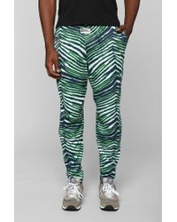 Urban Outfitters Green Zubaz Seattle Seahawks Pant for men
