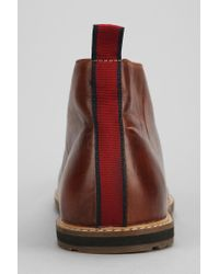 Urban Outfitters - Brown Ben Sherman Aberdeen Leather Chukka Boot for Men - Lyst