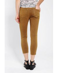 Urban Outfitters | Brown Bdg Patch Pocket Cargo Pant | Lyst