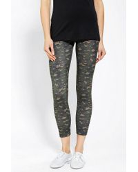 Urban Outfitters | Green Silence Noise Camo Legging | Lyst