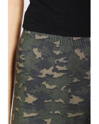 Urban Outfitters - Green Silence Noise Camo Legging - Lyst