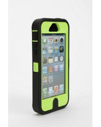 Urban Outfitters Green Otterbox Camo Iphone 5 Case for men