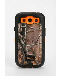 Urban Outfitters Green Otterbox Camo Samsung Galaxy S3 Phone Case for men