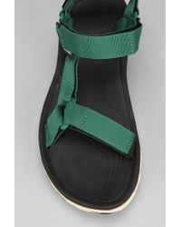 Urban Outfitters Green Teva Hurricane Xlt Sandal for men
