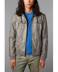 Urban Outfitters | Gray Third Engine Jacket for Men | Lyst