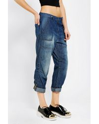 Urban Outfitters | Blue Bdg Carpenter Jean | Lyst
