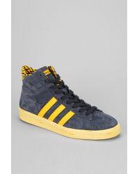 Urban Outfitters | Blue Hook Shot Ii Hightop Sneaker for Men | Lyst