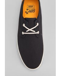 Urban Outfitters Black Vans Michoacan Sneaker for men
