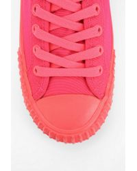 Urban Outfitters Pink Pf Flyers Center Lowtop Sneaker for men