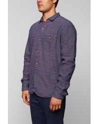 Urban Outfitters | Purple Koto Desert Button Down Shirt Jacket for Men | Lyst