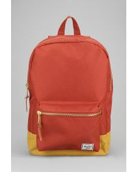 Urban Outfitters Brown Settlement Twotone Backpack for men
