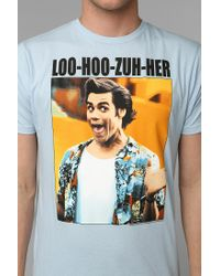 Urban Outfitters | Blue Ace Ventura Loser Tee for Men | Lyst