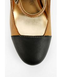 Urban Outfitters Brown Seychelles All Smiles Mary Jane