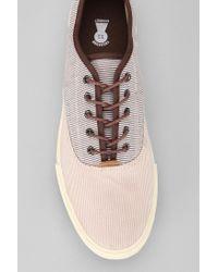 Urban Outfitters Natural Treasure Market Stripe Cvo Trainer Sneaker for men