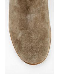 Urban Outfitters Gray Vita Krynn Hidden Wedge Ankle Boot