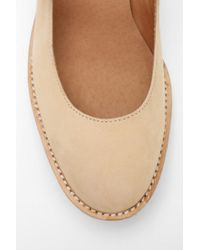 Urban Outfitters Natural Jeffrey Campbell Anderson Mary Jane