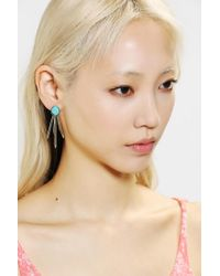 Urban Outfitters | Blue The 2 Bandits Pick Up Stick Earring | Lyst