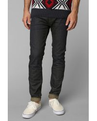 Urban Outfitters | Black Skargorn Eleven Cold Shower Jean for Men | Lyst