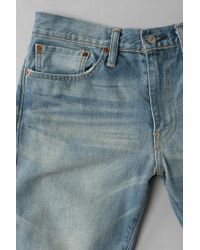 Urban Outfitters - Blue Levis 511 Whiskey Skinny Jean for Men - Lyst