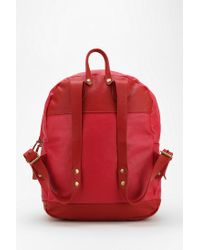Urban Outfitters - Red Ecote Coatedcanvas Stripe Backpack - Lyst