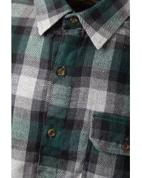 Santa Cruz Gray Fall Creek Shirt for men