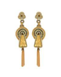 Dori Csengeri | Metallic Ladivinia Earrings | Lyst