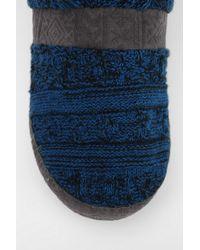 Urban Outfitters - Blue Muk Luks Jenna Toggle Slipperboot - Lyst