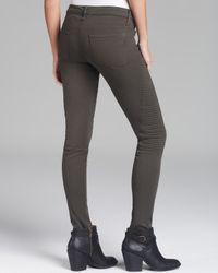 Genetic Denim Jeans Soma Skinny in Army Green
