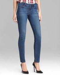 Genetic Denim Blue Jeans The Stem Skinny in Temple