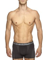 Calvin Klein - Gray Concept Micro Limitededition Trunks for Men - Lyst