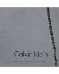 Calvin Klein - Gray Athletic Ergonomic Tank Top for Men - Lyst